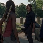 Review The Walking Dead: The King, the Widow, and Rick