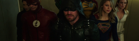 Review Crisis on Earth-X: Arrow (Parte 2)