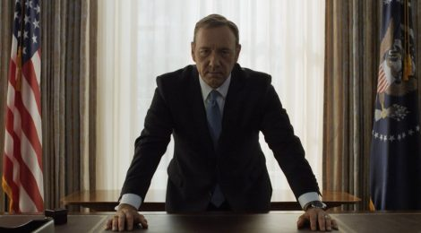Kevin Spacey, fuera de House of Cards