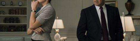 Debates Spammers: House of Cards, ¿mejor con Spacey o sin él?