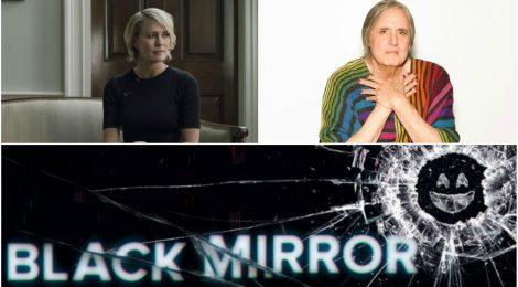 Combo de Noticias: House of Cards, Black Mirror y Transparent