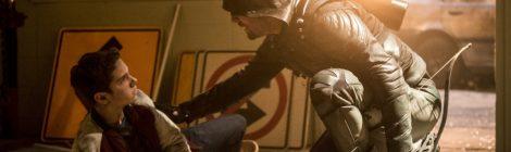 Review Arrow: We Fall