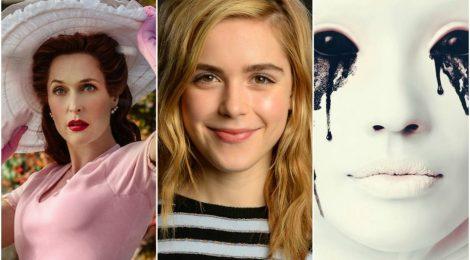 Combo de Noticias: American Gods, Sabrina y American Horror Story