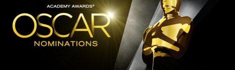 Nominados premios Oscar 2018