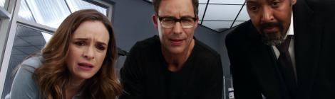 Review The Flash: Honey, I Shrunk Team Flash