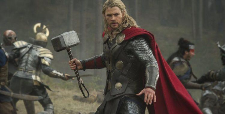Camino a Infinity War: Thor El Mundo Oscuro (2013)