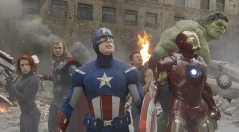 Camino a Infinity War: The Avengers (2012)