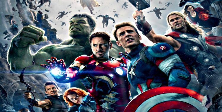 Camino a Infinity War: Avengers Age of Ultron