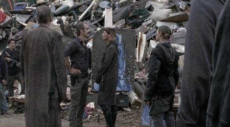 Review The Walking Dead: The Lost and the Plunderers