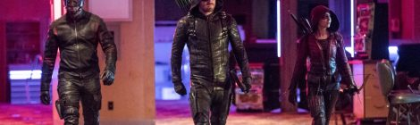 Review Arrow: Dopplegänger