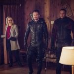 Review Arrow: Collision Course