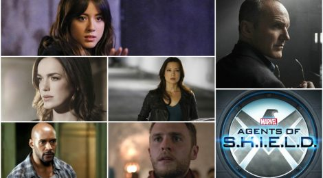 Especial Agents of SHIELD (100 episodios): Protagonistas