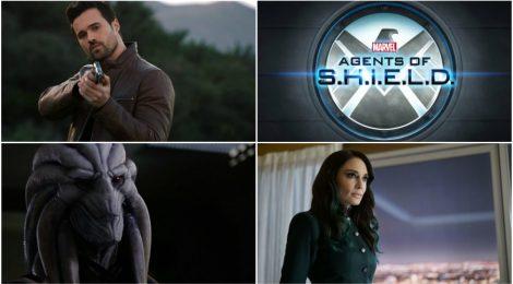 Especial Agents of SHIELD (100 episodios): Villanos