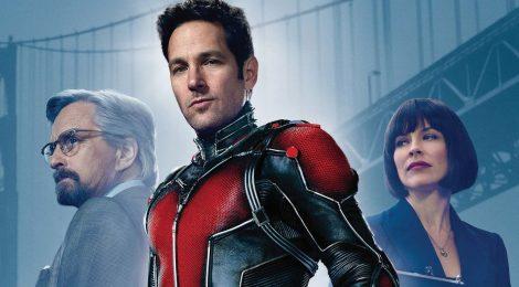 Camino a Infinity War: Ant-Man (2015)