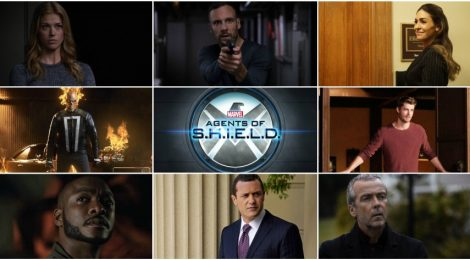 Especial Agents of SHIELD (100 episodios): Secundarios