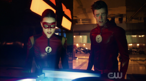 Review The Flash: Enter Flashtime