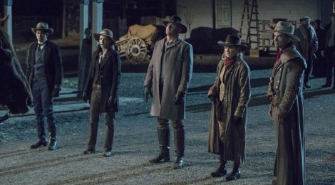Review Legends of Tomorrow: The Good, The Bad and The Cuddly