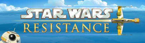 Resistance será la nueva serie animada de Star Wars