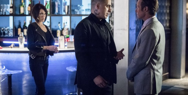 Review Arrow: The Dragon