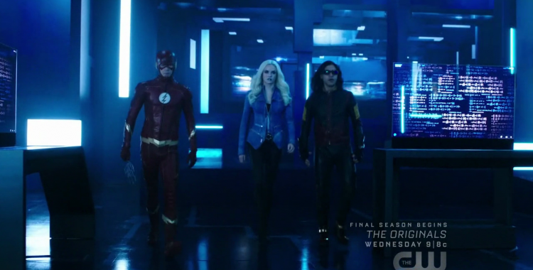 Review The Flash: Lose Yourself