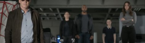 Reviews Agents of SHIELD:  The End