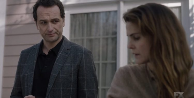 Spammers del Mes (abril): Keri Russell y Matthew Rhys