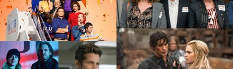 Combo de Noticias: The 100, The Resident, Arrested Development, Transparent y 12 Monkeys