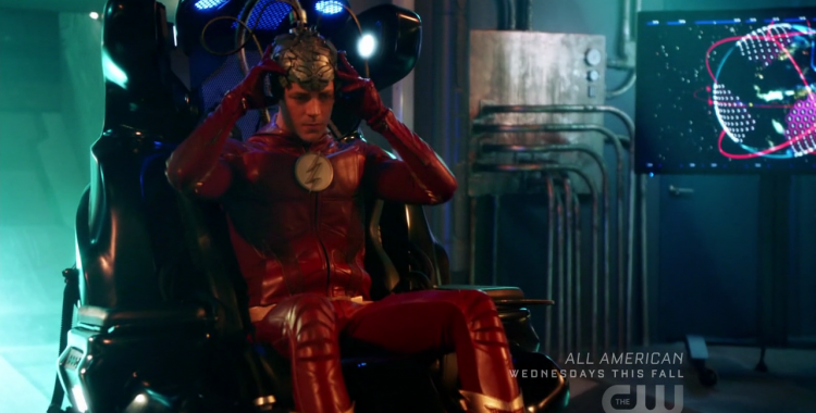 Review The Flash: We Are The Flash