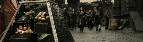 Review The 100: Exit Wounds
