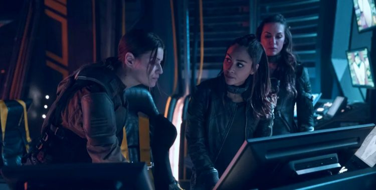 Review The 100: Acceptable Losses