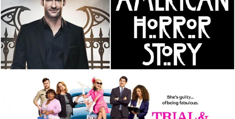 Combo de Noticias: Lucifer, American Horror Story y Trial & Error