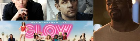 Combo de Noticias: GLOW, Jack Ryan, Luke Cage y Tell Me a Story