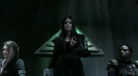 Review The 100: The Dark Year