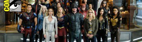Comic-Con 2018: Promos del Arrowverso