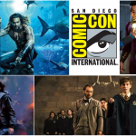 Comic-Con 2018: Tráilers de Glass, Aquaman, Shazam!, Godzilla King of the Monsters y Animales Fantásticos Los Crímenes de Grindelwald