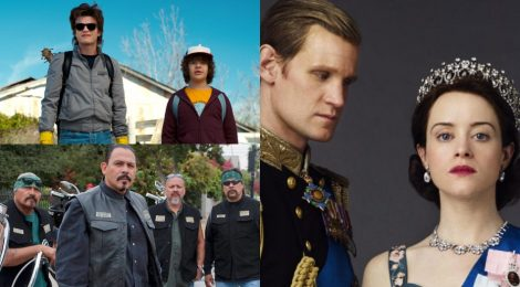 Combo de Noticias: Mayans MC, The Crown y Stranger Things