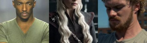 Combo de Noticias: Game of Thrones, Iron Fist y Altered Carbon
