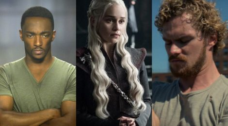 Combo de Noticias: Game of Thrones, Iron Fist y Altered Carbon
