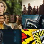 Comic-Con 2018: Paneles de Siren, Doctor Who, Iron Fist, Origin, Better Call Saul y Breaking Bad