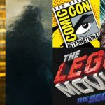 Comic-Con 2018: Paneles de Godzilla King of the Monsters, Aquaman, The Lego Movie 2 y Wonder Woman 1984