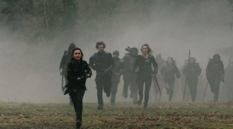 Review The 100: Damocles – Part Two