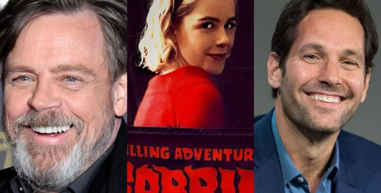 Combo de Noticias: Knightfall, Chilling Adventures of Sabrina y Living with Yourself