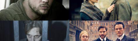 Combo de Noticias: Shooter, Castle Rock, The Alienist y Outlander