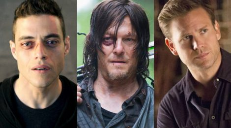 Combo de Noticias: Mr Robot, The Walking Dead y Legacies