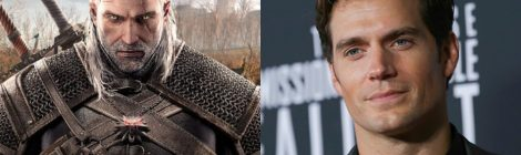 The Witcher: Henry Cavill será Geralt de Rivia