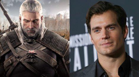 The Witcher: Henry Cavill será Geralt de Rivia