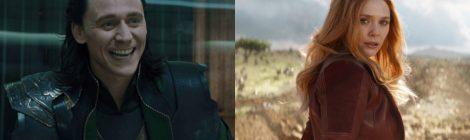 Loki, Bruja Escarlata y más héroes de Marvel tendrán serie en la plataforma streaming de Disney