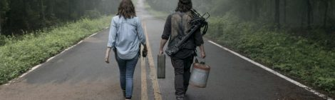 Review The Walking Dead: Warning Signs