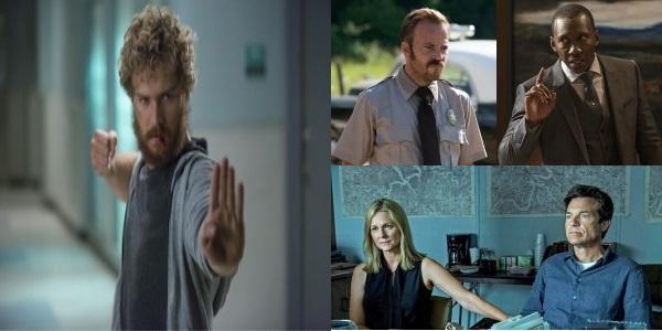 Combo de Noticias: Iron Fist, True Detective y Ozark