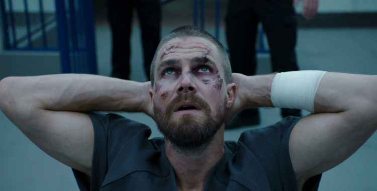 Review Arrow: Inmate 4587